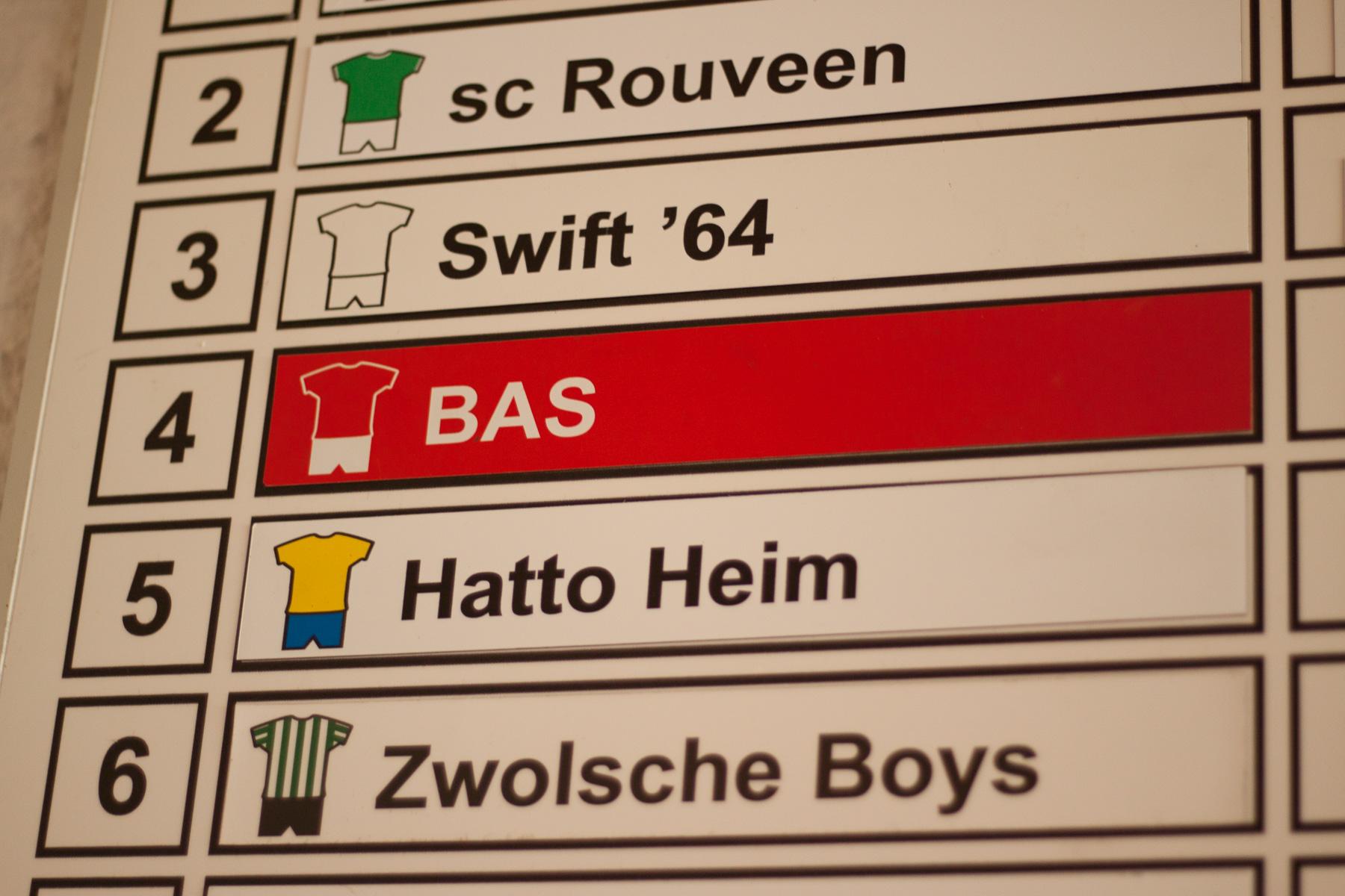 City FC wil Flevolandse voetbalcompetitie