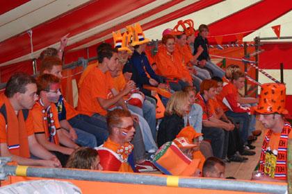 BHZNet organiseert WK Poule