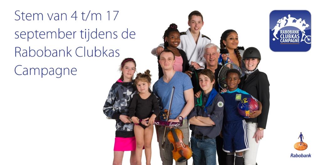 Rabobank Clubkas Campagne van start