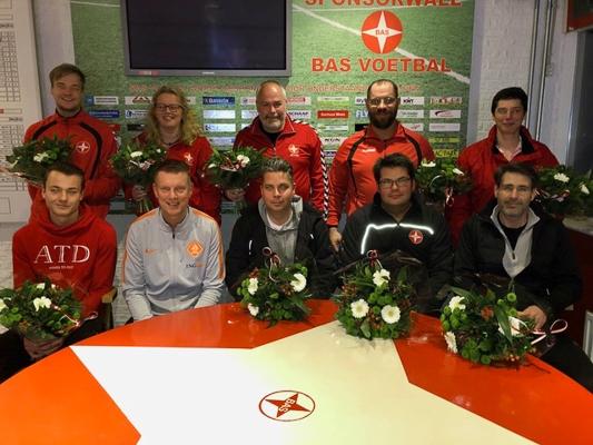 KNVB-trainerscursus met succes afgerond